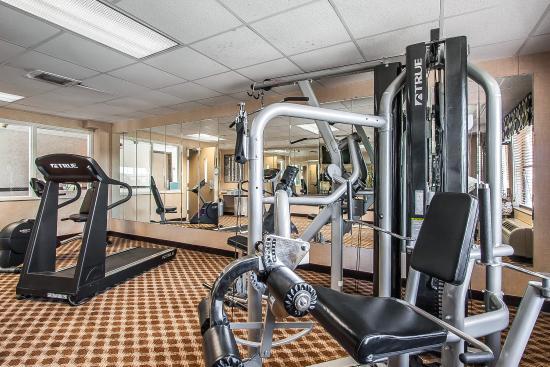Quality Inn Murfreesboro: Fitness