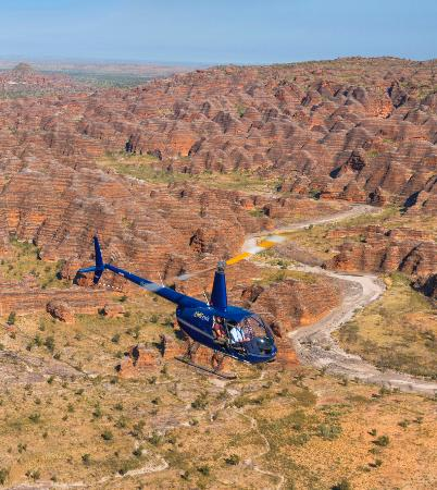 Purnululu National Park, Australia: HeliSpirit Domes Special flight
