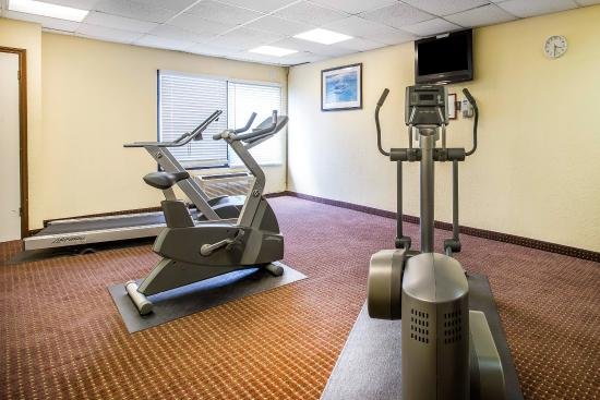 Suburban Extended Stay: Fitness