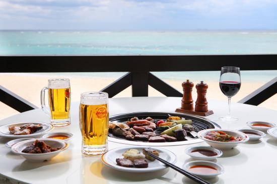 Hotel Nikko Alivila Yomitan Resort Okinawa: ビーチハウス「ソル」≪食事≫