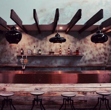 Hadspen, Australien: Entally Retro Bar