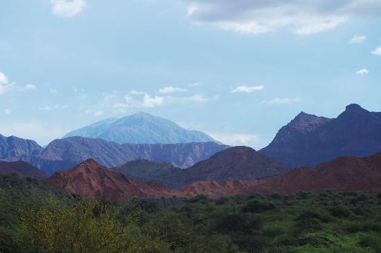 Północna Argentyna, Argentyna: Quebrada de las Conchas, camino a Cafayate