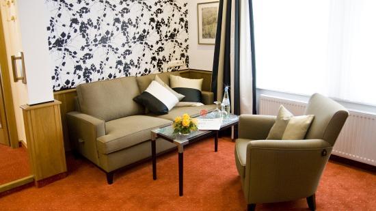 Jagdhaus, Deutschland: Suite Classic living room