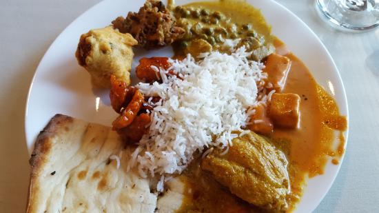 lunch buffet picture of passage to india fargo tripadvisor rh tripadvisor co za
