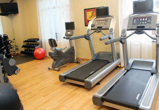 Maple Grove, MN: Fitness Room