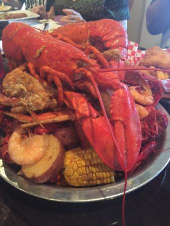 Yummy Picture Of Wahoo Seafood Grill Tallahassee