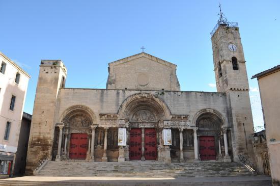 Abbey Saint-Gilles