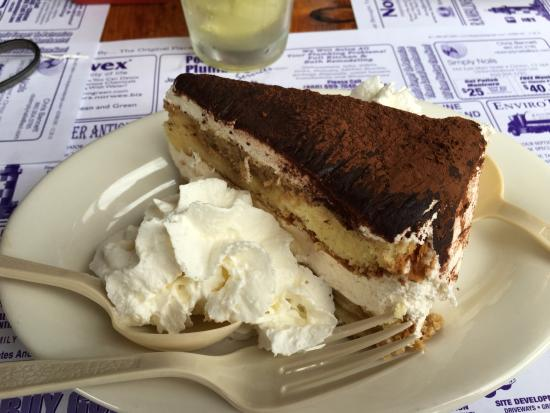 Westbrook, CT: Come on Tiramisu!!!