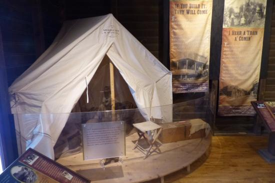Verkamps Replica Of The Family Tent From Late 19th Century