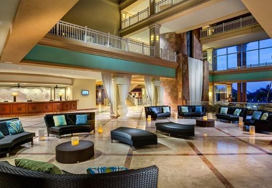 St. Kitts Marriott Resort & The Royal Beach Casino: Lobby