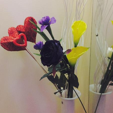 Market Drayton, UK: Bookings now being taken for Valentine's