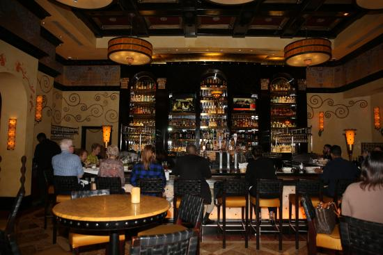 Grand Lux Cafe Aventura Review