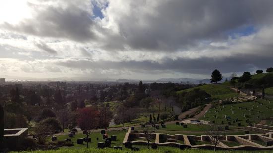 Όκλαντ, Καλιφόρνια: view
