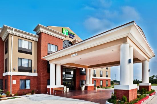 Holiday Inn Express Hotel & Suites Ponca City: Hotel Exterior