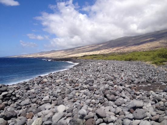 Makawao, Hawái: shore