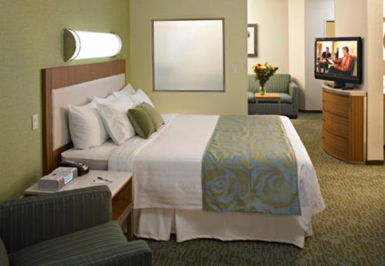 Brentwood, Μιζούρι: King Guest Suite