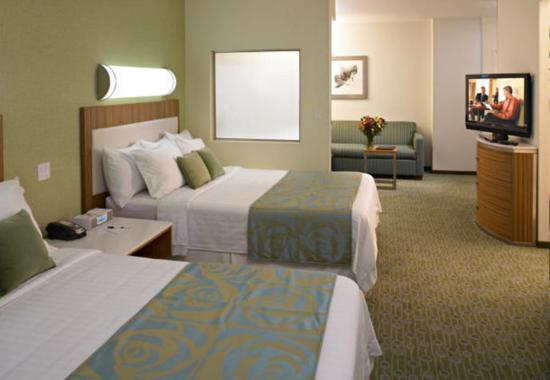 Brentwood, Μιζούρι: Queen/Queen Guest Suite