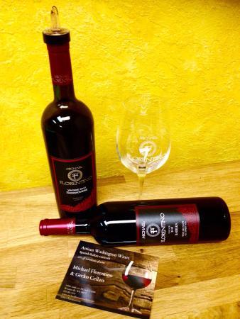 Woodinville, Waszyngton: Stunning artisan wines!
