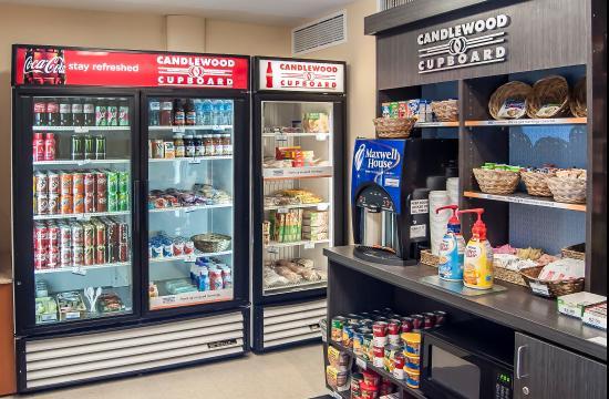Greenwood, IN: Candlewood Cupboard