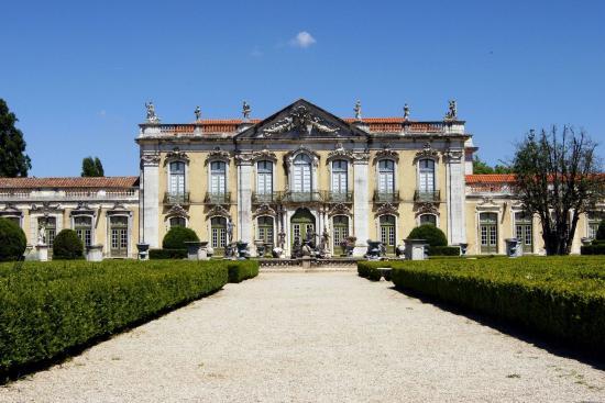 Queluz, Portugal: Exterior