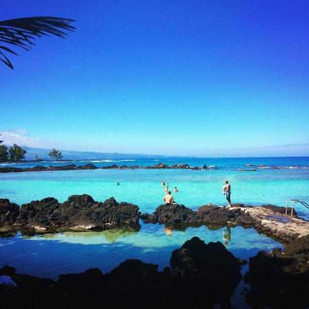 Hilo, HI: Such a great swimming spot!