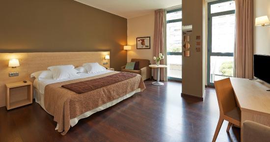 Sant Joan Despi, İspanya: Double Room