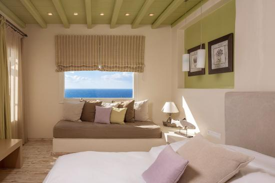 Vencia Hotel: Junior suite sea view
