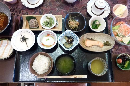 Ougatou Hotel: 朝食