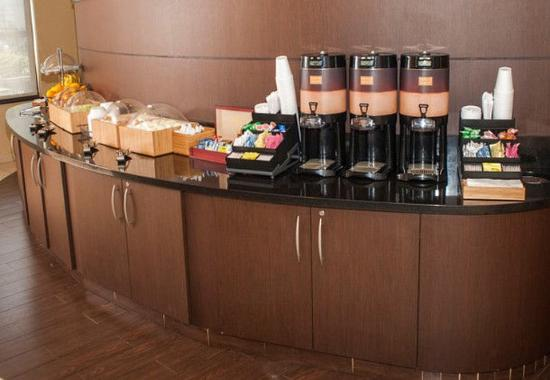 Chesapeake, VA: Coffee Station