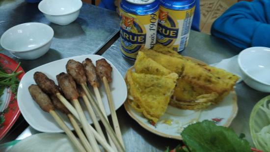 Vietnam Easy Rider - Day Tours: Our Lunch in Da Nang