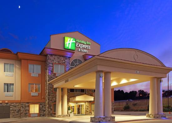 Marshall, TX: Hotel Exterior
