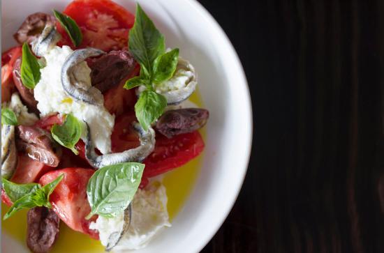 Hawthorn, Australien: Tomato salad