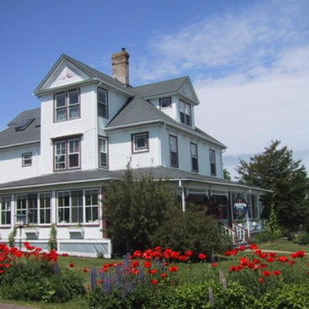 Digby, Canada: Harbourview Inn on Canada's East Coast
