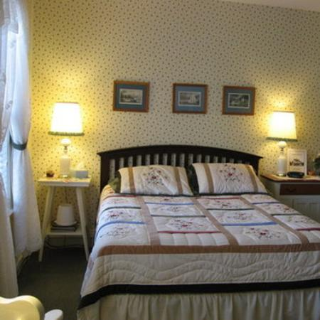 Digby, Canada: Standard double room