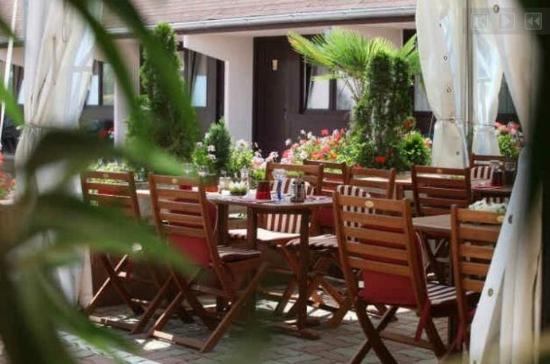 Rouffach, Frankreich: Nice garden