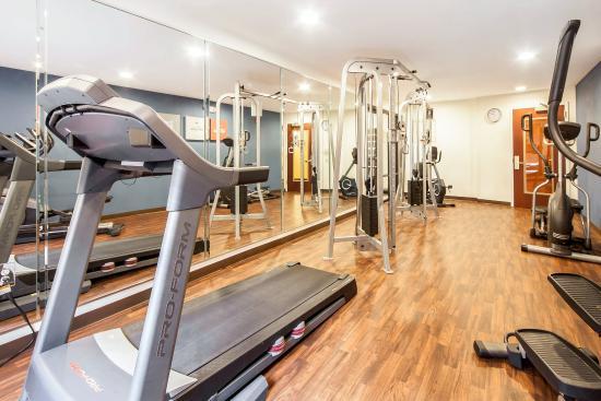 Rome, GA: Fitness center