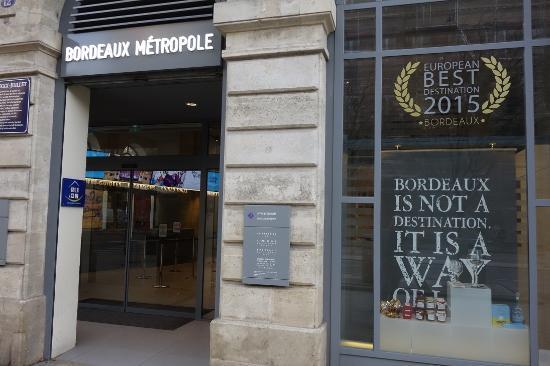 Office de tourisme de bordeaux photo de office de tourisme de bordeaux bor - Direct location bordeaux ...