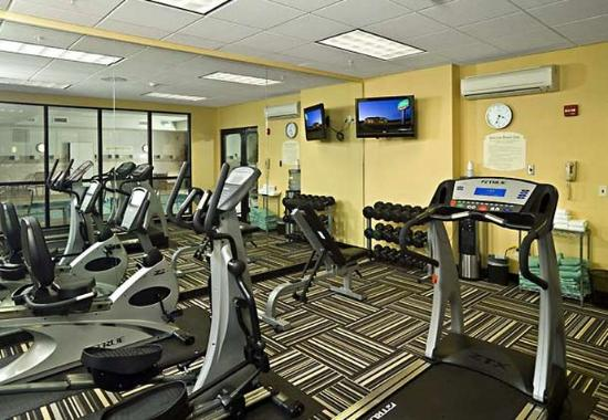 ‪‪Courtyard by Marriott Bangor‬: Fitness Center‬