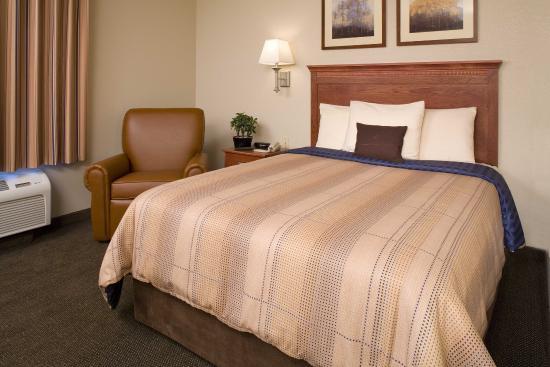 La Porte, TX: Double Bed Guest Room