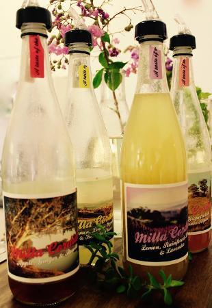 Dubbo, Australia: Locally produced Milla Cordial
