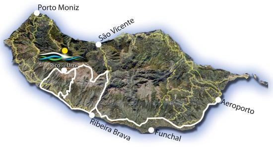 Calheta, Πορτογαλία: Map