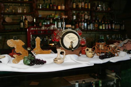Calheta, Πορτογαλία: Bar/Lounge