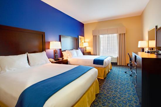 Lake Elsinore, Kalifornien: Double Bed Guest Room