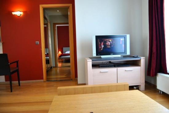 Schaerbeek, Bélgica: Meeting Room