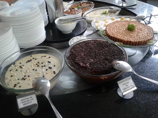 Barueri, SP: Sobremesas bem preparadas