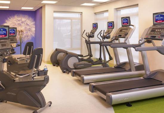 Romulus, MI: Exercise Room