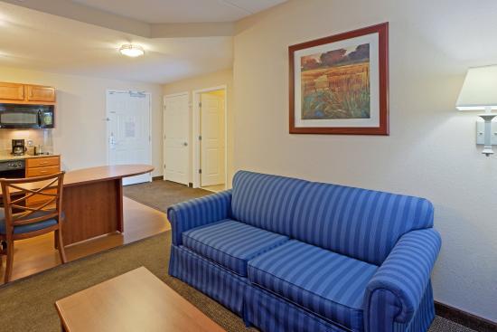 Manassas, VA: Single Bed Guest Room