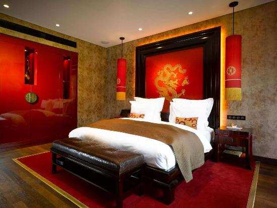 Buddha-Bar Hotel Prague: Double Room Premier