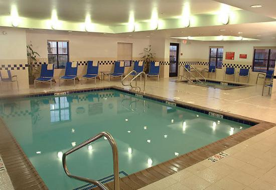 Roseville, Californië: Indoor Pool