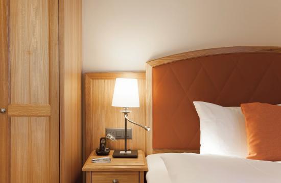 Remorino Hotel-Garni: Small double room